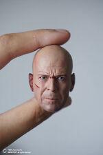 headplay Bruce Willis 1/6 Head Sculpt Die not Hard For Hot Toys in stock
