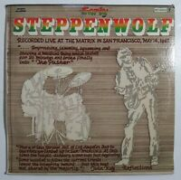 Tested- Early Steppenwolf LP - Dunhill DS-50060 - Tested VG+ Vinyl
