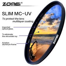 ZOMEI 77mm Multi-Coated UV Filter Lens protector for Canon Nikon Sony Camera