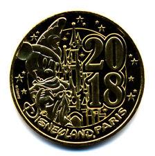 77 DISNEY 2018, 2018, Monnaie de Paris