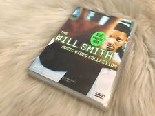 The Will Smith Music Video Collection - DVD - Free Postage! Ex-Rental