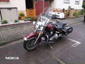 Harley Davidson + Road King + Ultra Classic mit vielen Extras +