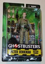 "Diamond Select - Ghostbusters ""Peter Venkman"" 2016 7"" Figure - New! Sealed!"