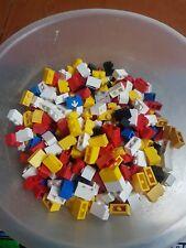 vintage LEGO brick 2x1, spare part LEGOLAND some with logos
