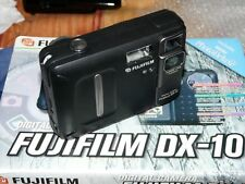 Fujifilm DX 10 0.9 MP Digital Camara - Negro - En caja