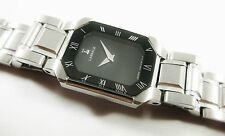 Lassale by Seiko CZK171 Silver Tone Stainless 1F20-2T00 Sample Watch NON-WORKING