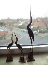 3 x Dekoration storch vogel tier deco deco gift geschenk idea tisch zimmer raum