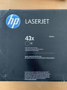 Neu HP 43x C8543X Toner schwarz C