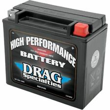 Drag specialties battery harley sportster softail dyna vrod buell victory