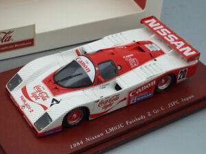 1/43 True Scale NISSAN LM03C FAIRLADY Z #20 Gr.C JSPC JAPAN 1984