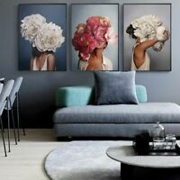 Prints Poster Living room 260Gsm Canvas Machine Spray Modern Wall Art Decoration