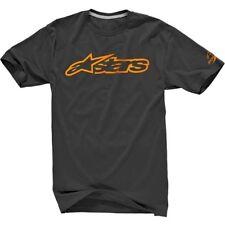 Alpinestars Blaze 2 Tech Tee Ss17 S Grey/orange