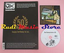 OX-FANZINE Magazine 50/2003 + CD OX FANZINE Radio Days Wire New Bombs Turks Isis