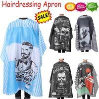 Salon Hair Cut Hairdresser Barbers Shop Cape Gown Cloth Waterproof Hair Cutting
