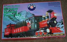 Lionel new 8-81029 Holiday Special Train set