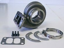 Garrett GT30 Series Turbine Housing GT30R T3 Split Pulse 0.61 a/r