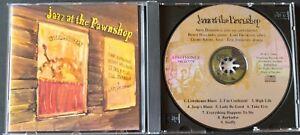 ARNE DOMNERUS JAZZ AT THE PAWNSHOP CD PROPRIUS (1996) SWEDEN REC LIVE 1976