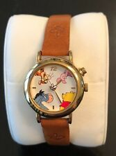 DISNEY WINNIE THE POOH & FRIENDS Seiko Musical Melody Collectible Watch MU0667