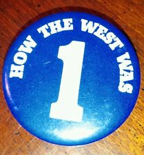 New ListingVintage Collectible West High School Manchester, New Hampshire Pinback Button.