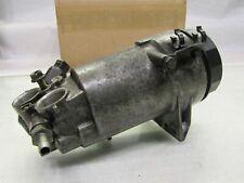 BMW 7 series E38 91-04 750 V12 M73 engine oil filter housing manifold 1742920 #A