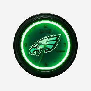 Philadelphia Eagles NFL Gametime LED Clock, FREE SHIP!