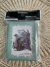 CHOCOBO CRYSTAL HUNT CARD SLEEVES - TONBERRY