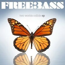 Freebass - Two Worlds Collide [New CD]