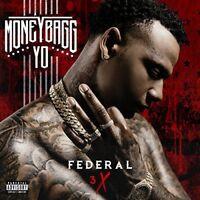 Moneybagg Yo - Federal 3X [New CD] Explicit