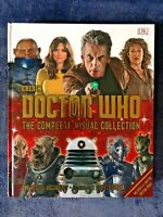 The Dr. Who Complete Visual Collection Visual Dictionary Character Encyclopedia