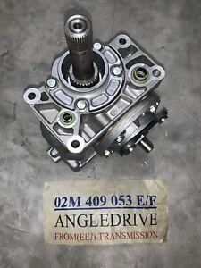 New Audi TT Quattro VW Golf 02M Transfer Case Differential Final Drive Gearbox