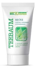 Treebaum Deep cleansing and calming mask with green clay and tea tree oil 100g