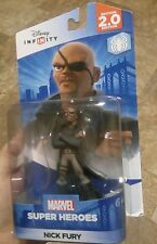 NEW Disney Infinity 2.0 Marvel NICK FURY Spider-man Super Heroe PS4 XBOX ONE 360