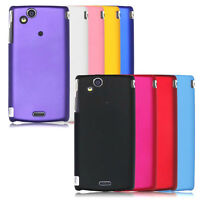 For Sonyericsson Xperia Arc Lt15i Arc S Lt18i Snap On Rubber Hard case cover
