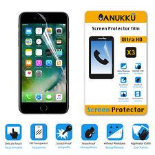 3x PELLICOLA Anukku per Apple iPhone 7 Plus FRONTE + PANNO PROTETTIVA DISPLAY