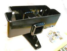 """Custom Weight Bracket with 2"""" Receiver  John Deere X500 series (2 Wheel Steer)"""
