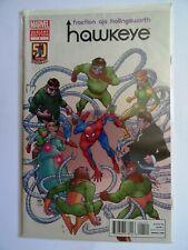 Hawkeye #1 NM  50th Anniversay Variant - Marvel Comics 2012 series