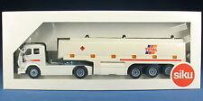 SIKU vgl. 3511 - Mercedes SK Tankzug - TOTAL WERBEMODELL - NEU in OVP - 1:55 LKW
