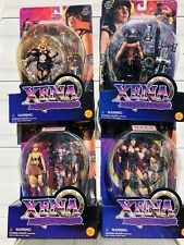 Lot 4 Xena Warrior Princess Gabrielle Action Figures