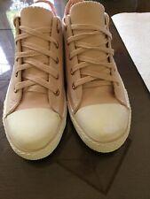 Airwalk Ladies Size 11 Chuck Legacee Blush Color low cut Tennis Shoes New