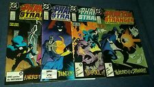 1987 Complete Series THE PHANTOM STRANGER #1-4! Lot run set movie collection