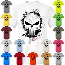 Punisher Skull / Chaos / Grausam T-Shirt / Shirt Grunge-S M L XL 2XL 3XL 4XL 5XL