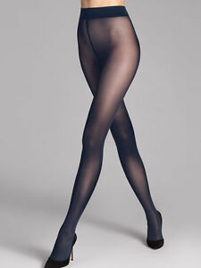 Wolford Pure 50 Tights Opaque Tights Stitched Draw Self Not From