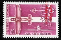 Timbre France Neuf  année 1962 N°1341