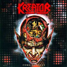 Kreator - Coma Of Souls LP Heavy Metal Sticker, Magnet