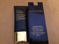 ESTEE LAUDER Double Wear Maximum Cover Camouflage Makeup~30ml Cream Vanilla