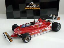 1/18 Exoto 1979 Gilles Villeneuve Ferrari 312T4-Brand New in Box #GPC97071