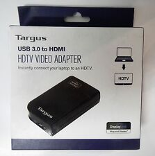 Targus ACA40US  USB 3.0 to HDMI Video Adapter
