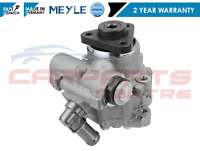 FOR BMW 3 SERIES E46 323i Ci 328i Ci HYDRAULIC POWER STEERING PUMP MEYLE NEW