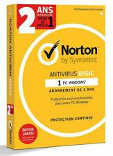Norton Antivirus 2020 1 PC 2 Years - RETAIL EU EN FR.. Key Windows AUTO DELIVERY