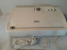 Kenmore Ultra Seal n Save Vacuum Food Sealer, Model No. 69043 EUC